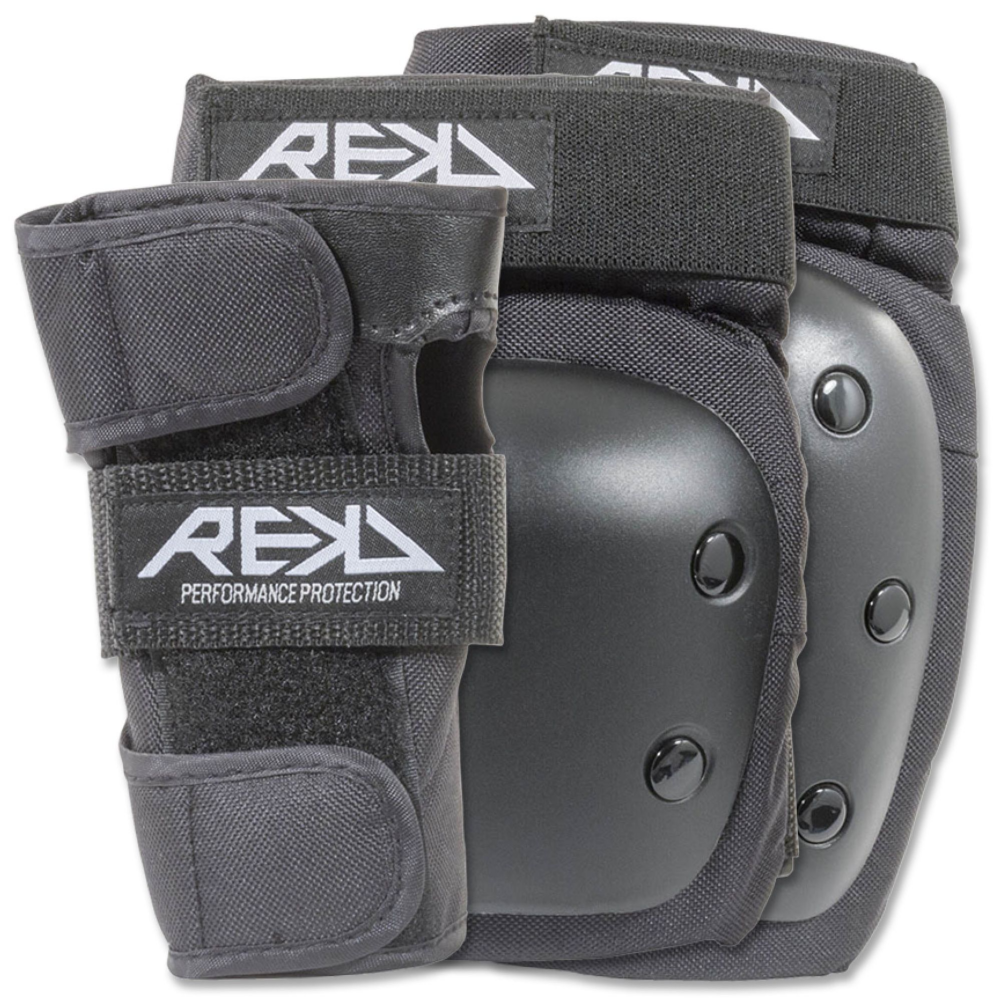 REKD Heavy Duty Junior Triple Pads